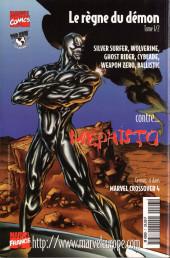 Verso de Spider-Man (Marvel France 1re série - 1997) -7- Tempête médiatique