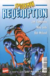 Verso de Spider-Man (Marvel France 1re série - 1997) -8- Ressucité d'entre les morts !