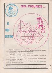 Verso de Mandrake (1e Série - Remparts) (Mondes Mystérieux - 1) -269- Millefaces en danger