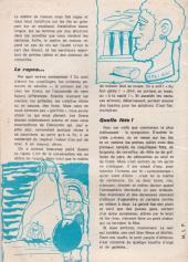 Verso de Mandrake (1e Série - Remparts) (Mondes Mystérieux - 1) -266- La spirale mystérieuse