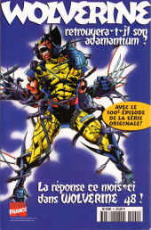 Verso de Spider-Man (Marvel France 1re série - 1997) -9- Méga Carnage !