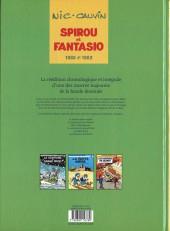 Verso de Spirou et Fantasio -6- (Int. Dupuis 2) -12- 1980-1983
