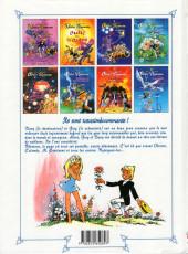 Verso de Olivier Rameau -8b1997- La trompette du silence