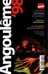 Verso de Spider-Man (Marvel France 1re série - 1997) -12- La vraie responsabilité