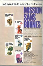 Verso de Belles histoires et belles vies -89- Saint Pierre