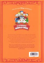 Verso de La dynastie Donald Duck - Intégrale Carl Barks -5- Les Rapetou dans les choux ! et autres histoires (1954 - 1955)