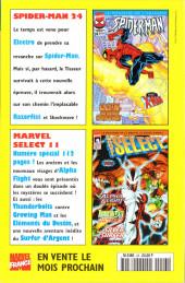 Verso de Spider-Man (Marvel France 1re série - 1997) -23- Flashback Spider-Man