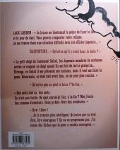 Verso de Corto Maltese (2011 - En Noir et Blanc) -1- La jeunesse