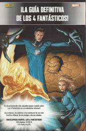 Verso de Ultimate Fantastic Four -2- Lo fantástico (parte 3 y 4)