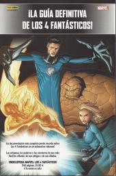 Verso de Ultimate Fantastic Four -3- Lo fantástico (parte 5 y 6)