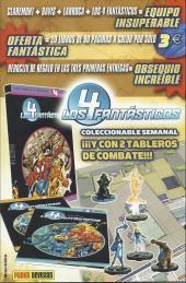 Verso de Ultimate Fantastic Four -4- Muerte (parte 1 y 2)