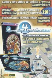 Verso de Ultimate Fantastic Four -7- Zona-n (parte 1 y 2)