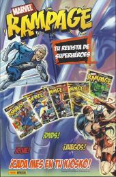 Verso de Ultimate Fantastic Four -8- Zona-n (parte 3 y 4)