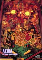 Verso de Akira (en japonais) -4- Tome 4
