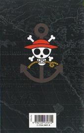 Verso de One Piece -4a01- Un chemin en pente raide