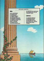 Verso de Alix -8a1981- Le tombeau étrusque