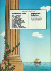 Verso de Alix -1b1978- Alix l'intrépide