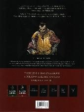Verso de L'ordre du chaos -2- Machiavel