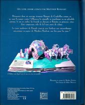 Verso de Cendrillon (pop-up) - Cendrillon