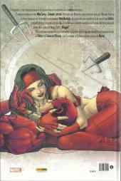 Verso de Ultimate Elektra - Tome INT