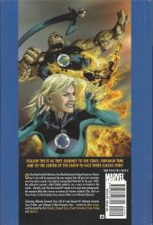 Verso de Ultimate Fantastic Four (2004) -INT-4- Ultimate Fantastic Four vol. 4