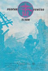 Verso de Attack (1re série) -3- La bataille de l'espoir