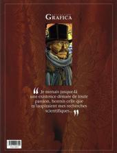 Verso de Le prince de la Nuit -4- Le journal de Maximilien