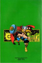 Verso de Thor (3e Série - Lug/Semic) -28- Thor 28