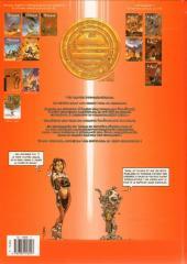 Verso de 42 Agents Intergalactiques -5- Cal'Han (2/2) - Âmes sœurs