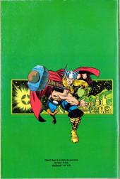 Verso de Thor (3e Série - Lug/Semic) -31- Thor 31