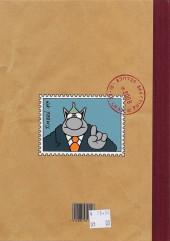 Verso de Le chat -HS1TT1- Le Chat sonne toujours deux fois