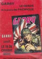 Verso de Battler Britton -441- Via Paris