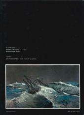 Verso de Les passagers du vent -1a1980- La fille sous la dunette