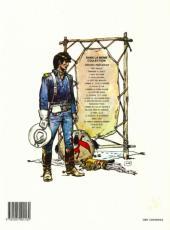 Verso de Blueberry -6c1992- L'Homme à l'étoile d'argent