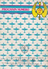 Verso de Battler Britton -148- Supercherie
