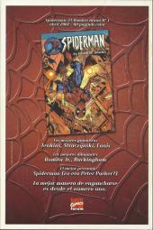 Verso de Ultimate X-Men (en espagnol) -1- Los hombres del mañana (1)