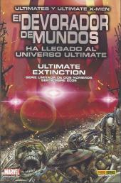 Verso de Ultimate X-Men vol.2 (en espagnol) -3- Norte magnético (3 & 4)