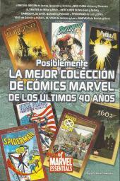 Verso de Ultimate X-Men vol.2 (en espagnol) -6- ¿fénix?