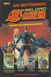 Verso de Ultimates & Ultimate X-Men (Special) -2- Pesadilla (3 & 4)