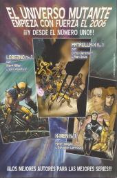 Verso de Ultimates & Ultimate X-Men (Special) -4- Secreto (2 & 3)