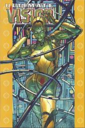Verso de Ultimates & Ultimate X-Men (Special) -5- Secreto (4) & Visiones