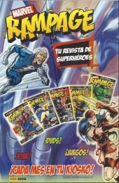 Verso de Ultimate Iron Man (en espagnol) -2- Ultimate Iron Man nº 2