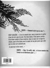 Verso de Corto Maltese (2011 - En noir et blanc) -3- Sous le signe du Capricorne