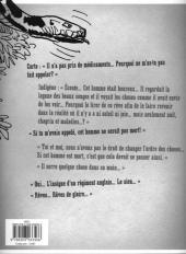 Verso de Corto Maltese (2011 - En noir et blanc) -4- Toujours Un Peu Plus Loin