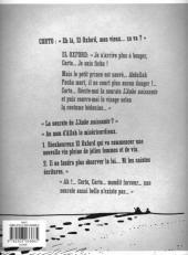 Verso de Corto Maltese (2011 - En noir et blanc) -6- Les Éthiopiques