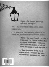 Verso de Corto Maltese (2011 - En noir et blanc) -8- Fable De Venise