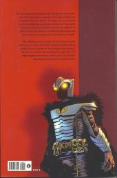 Verso de Ultimate Adventures - Soldado de plomo