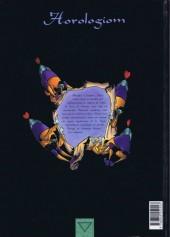 Verso de Horologiom -4- La nuit du Requinqueur