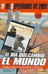 Verso de Ultimates 2 (The) (en espagnol) -9- Recogiendo los pedazos