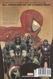 Verso de Ultimate Avengers vs. New Ultimates (2011) -INT- Ultimate Avengers vs. New Ultimates